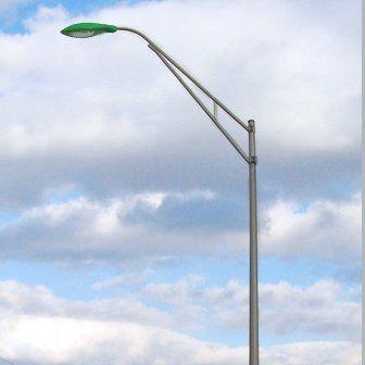 Cột đèn chiếu sáng công cộng CMD