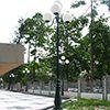 Cột DC06 | Cột đèn sân vườn DC06 | Trụ đèn sân vườn DC06