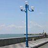 Cột đèn sân vườn NOUVO LT04