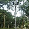 Cột đèn chùm DC20 | Cột đèn sân vườn DC20 | HAPULICO INDUSTRY