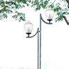 Cột đèn trang trí DC10L | HAPULICO INDUSTRY