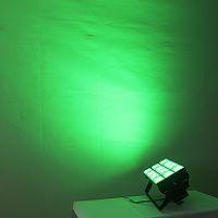 Đèn pha led đổi màu AVA-4M1 DMX512 200W