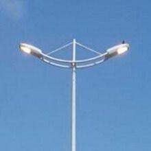 Cột đèn cần cánh buồm kép - Cột CBK