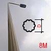 Cột RTC - Cột kẻ thẳng liền cần