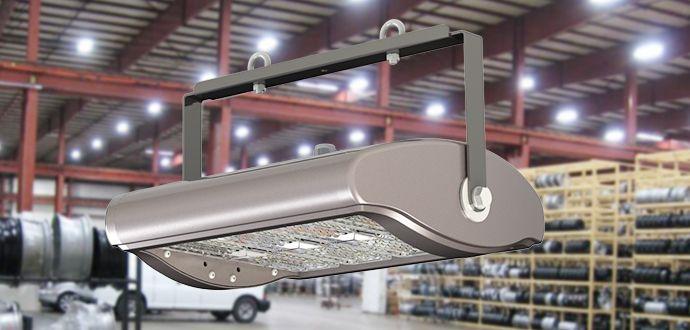 Đèn LED nhà xưởng HB-M64