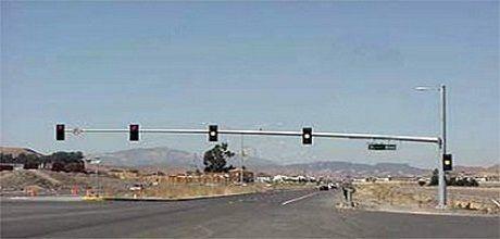 Cột tín hiệu giao thông