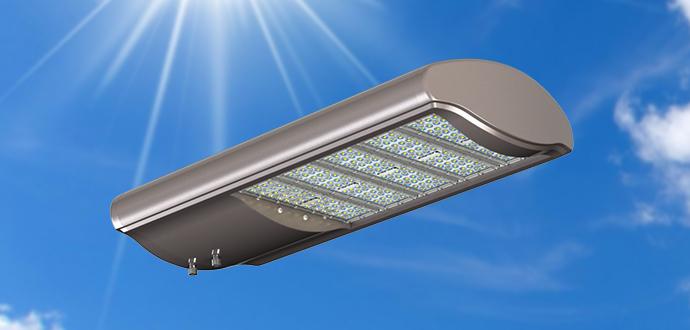 Đèn led đường phố 185W 200W 215W INEZ8-5M48