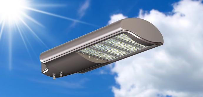 Đèn led đường phố 150W 165W 175W INEZ9-4M48