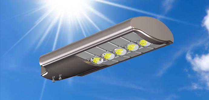 Đèn đường phố LED INEZ9-M36