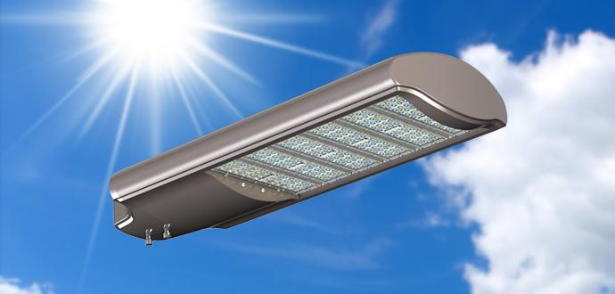 Đèn led đường phố 230W 250W 260W INEZ9-6M48