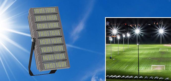 Đèn pha LED SARA M1-48D 85W-340W Dimming