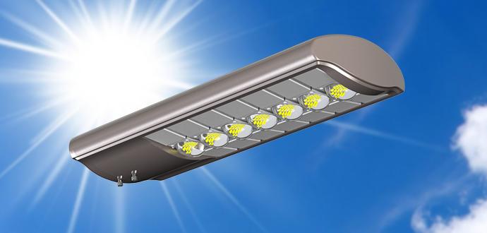 Đèn đường phố LED INEZ8-M36