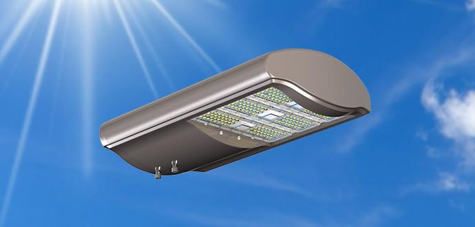 Đèn đường LED INEZ8-M64