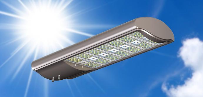 Đèn đường LED 350W INEZ8-7M64