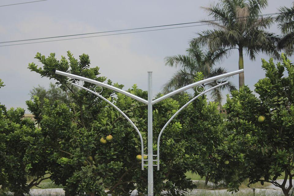 Cần đèn kép CK-04
